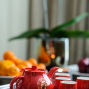 Asian Tea Service Wedding Customs