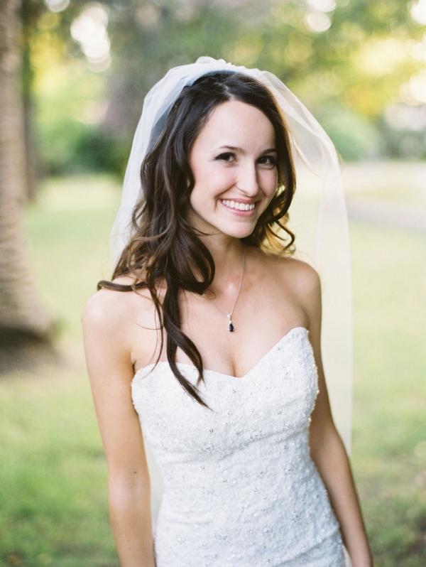 Bridal Portrait Diana Marie Photography