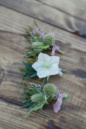 Cacti Boutonnieres