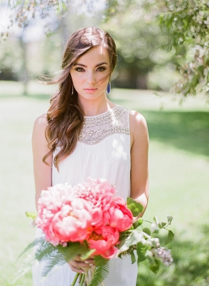 Chic Casual Bride