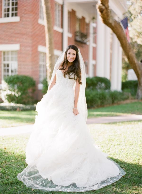 Classic Florida Bride