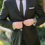 Classic Groom Suit