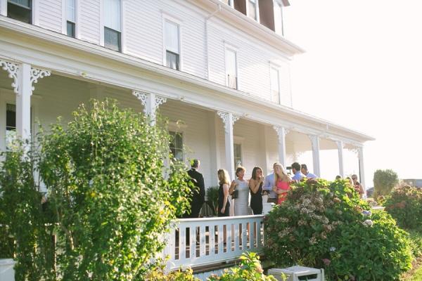 Classic Rhode Island Wedding