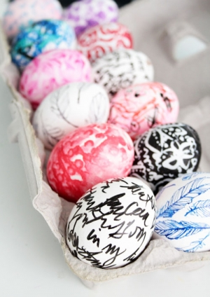 Creative Easter Egg Ideas | Alisa Burke