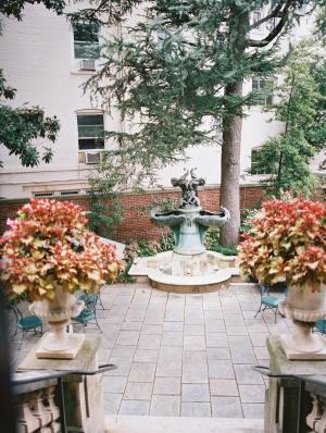 DC Fall Wedding