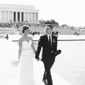 DC Wedding Marta Locklear