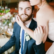 Elegant Bohemian Styled Shoot From Jenna Henderson