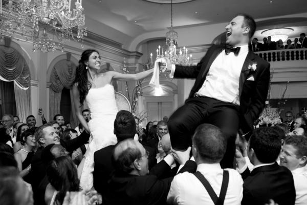 Elegant DC Jewish Wedding