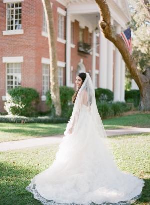 Elegant Florida Bride
