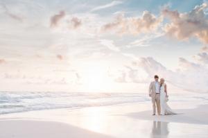 Epic Florida Wedding Photo