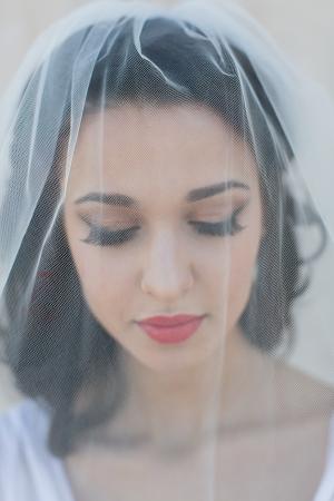 False Eyelashes Bridal Makeup Ideas