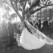 Florida Outdoor Wedding Ceremony