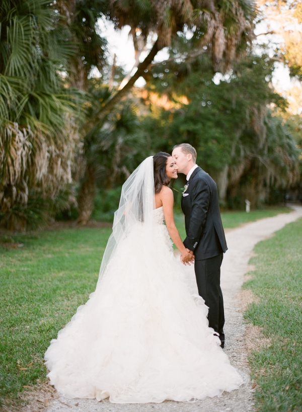 Florida Wedding Portraits