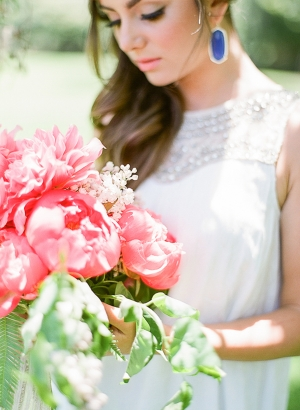 Fluffy Pink Bouquet