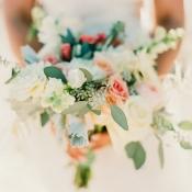 Garden Floral Bridal Bouquet