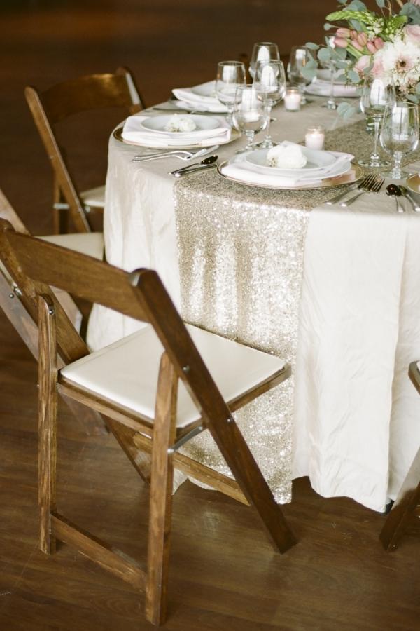 Well-known Gold Sequin Table Runner - Elizabeth Anne Designs: The Wedding Blog VZ79