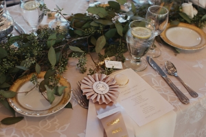 Greenery Garland Table Centerpiece