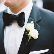 Groom with Pocket Square
