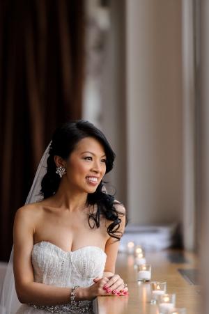 Modern Bride Look