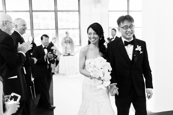 Modern Loft Wedding in NYC