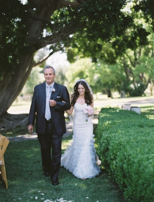 Outdoor California Wedding from Diana Marie Photography
