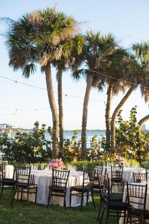 Outdoor Wedding in Florida