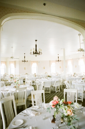 Pretty New England Wedding