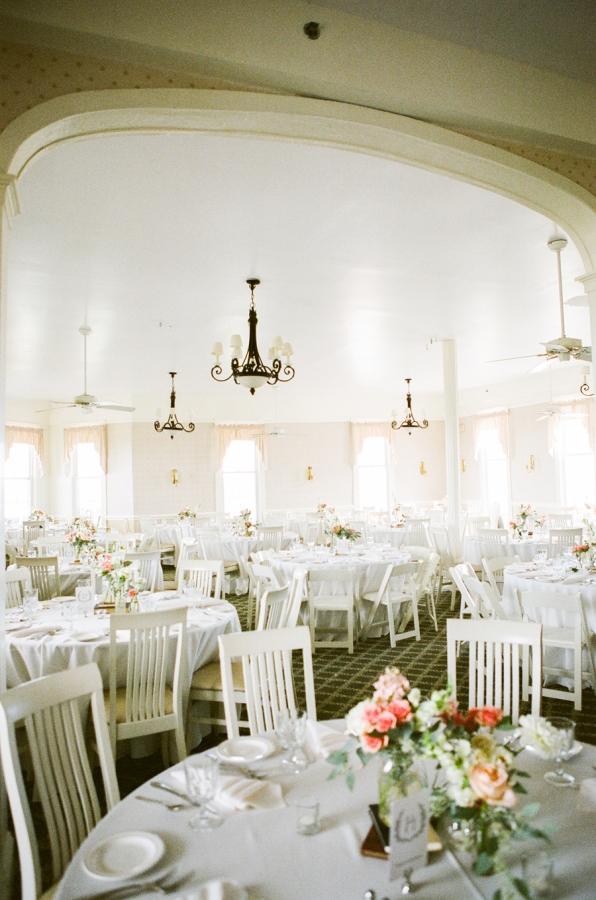 Pretty New England Wedding
