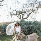 Southwestern Bridal Inspiration