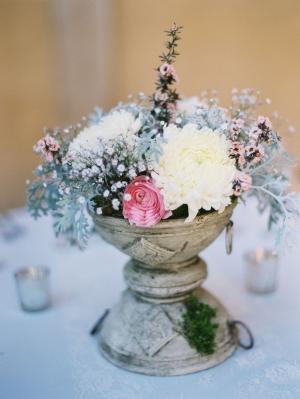 Spring Floral Wedding Decor