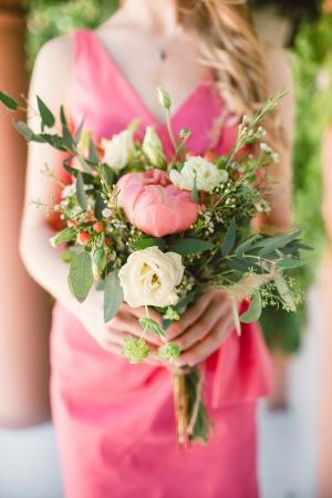 Spring Garden Floral Bouquet