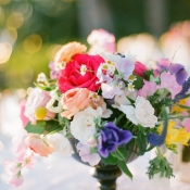 Summer Colorful Centerpieces