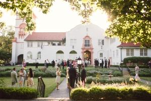 Wedding at Ravisloe Country Club