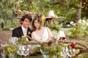 Whimsical Romantic Floral Inspiration