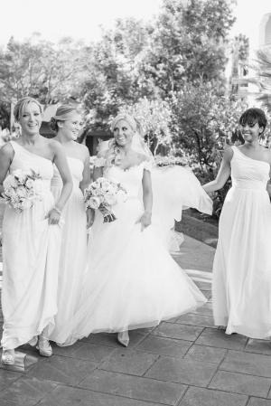 California Ourdoor Wedding