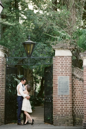 Charleston Engagement Photo Ideas