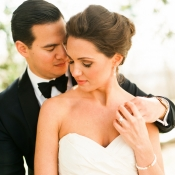 Classic Bride and Groom From Lindsay Madden