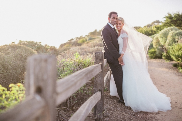 Classic Santa Barbara Wedding