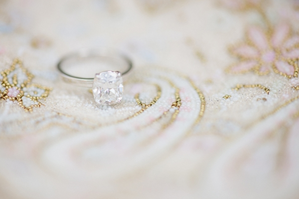 Classic Solitaire Wedding Ring