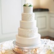Classic Tiered Wedding Cake1
