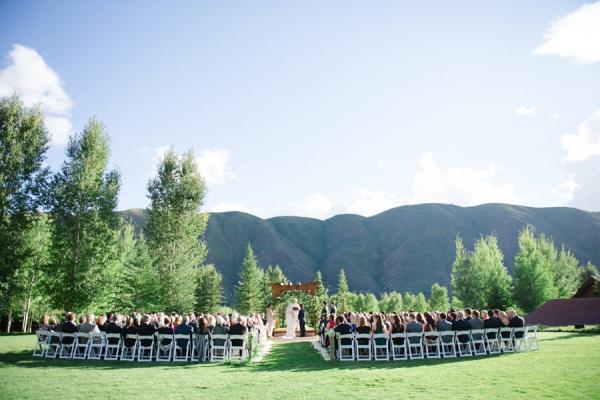 Colorado Mountain Ceremony