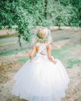 Couture Flower Girl Dresses by Amalee Accessories