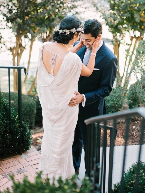 Elegant Atlanta Garden Wedding