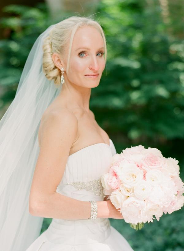 Elegant Bridal Portrait from Jen Jonah
