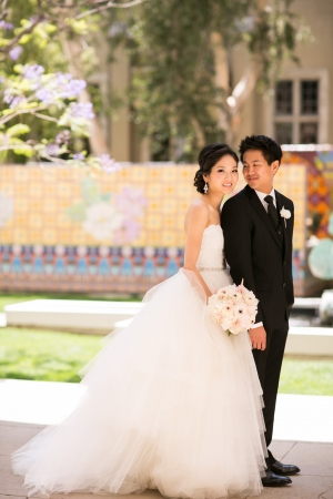 Elegant Bride and Groom From Stewart Uy