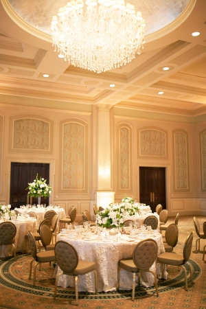 Elegant Country Club Reception