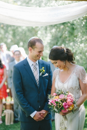Elegant Italian Destination Wedding Ceremony