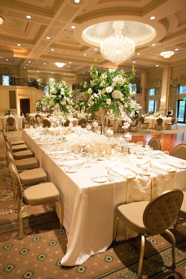 Elegant North Carolina Wedding
