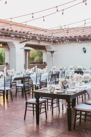 Elegant Reception in Santa Barbara