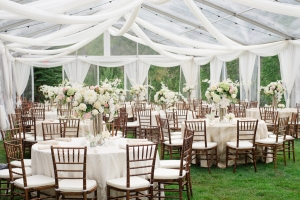 Elegant Rustic Reception